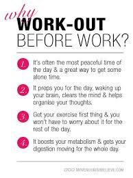 10 Ways to Get Motivated for a Morning Workout... - Everyday Health
