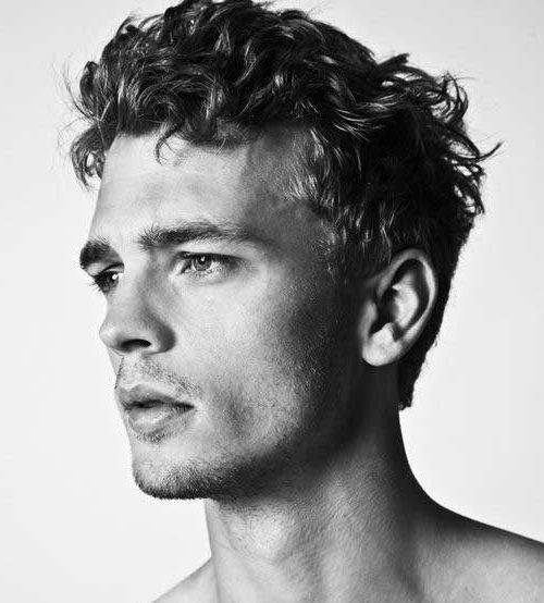 Image result for mens curly hairstyles 2017 | Hairstyles | Pinterest ...