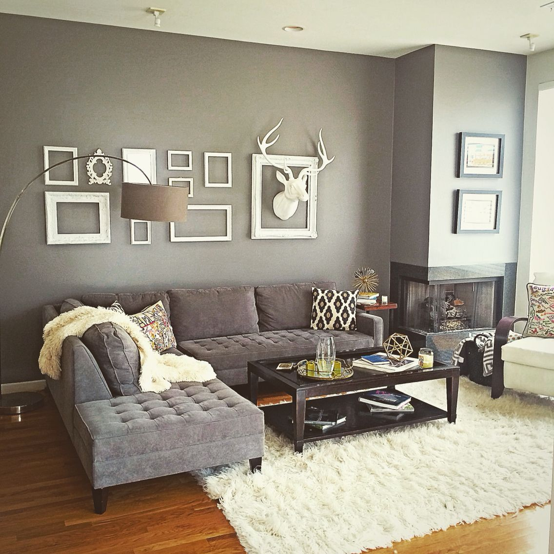 Groovy My Dallas Texas Modern Contemporary Living Room Grey And Download Free Architecture Designs Pushbritishbridgeorg