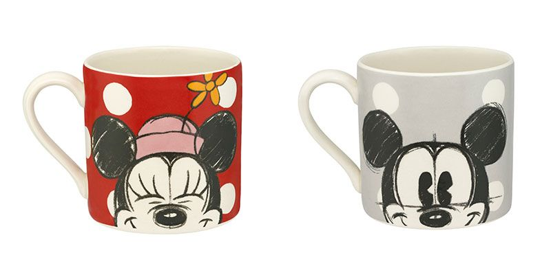 A First Look At Cath Kidston S New Mickey And Minnie Collection