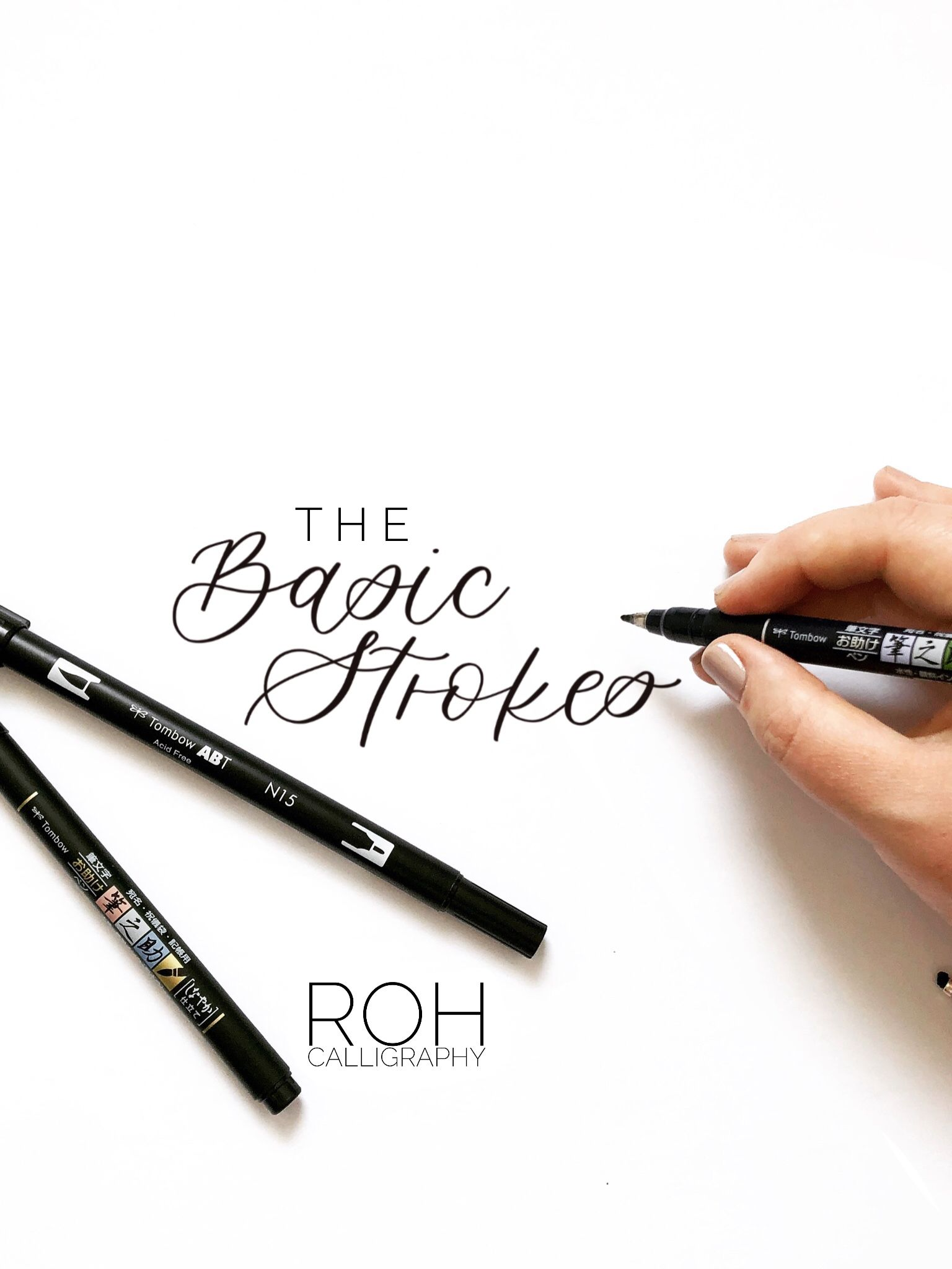 Have You Always Wanted To Learn Brush Lettering But Never