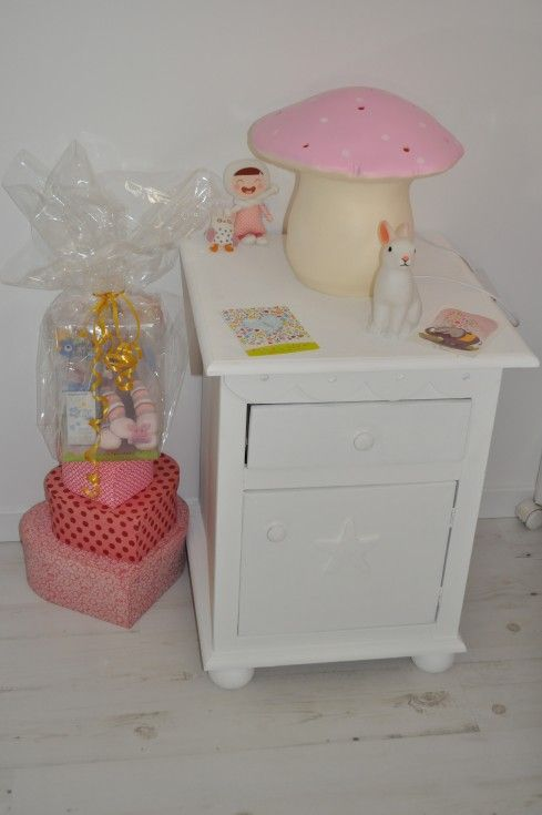 Chambre enfant Gris Rose Idees That Mushroom Lamp 4 (Heico and - chambre grise et rose