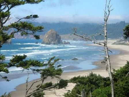 27) Oregon - The Oregon Coast is one of my favorite destinations when I want to just get away from it all and camp.  Along this coast line is some of the most spectacular rugged beach and amazing tide pools with walls of star fish...My favorite Camp Site is Carl Washburn