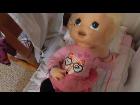 Baby Alive Nursery Tour Kelli Maple Youtube Baby