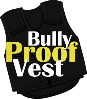 The Bully Proof Vest Activity - Great activity on bullying!