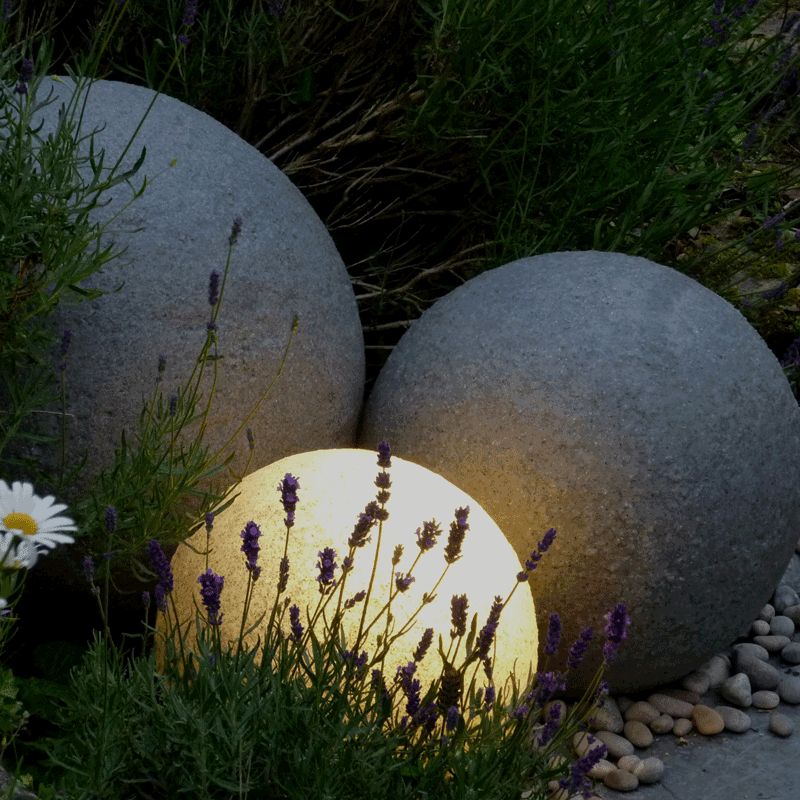 70+ Collections Large Globe Garden Lights Outdoor globe