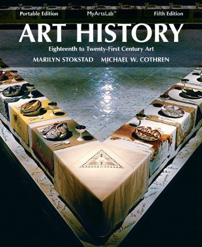 Art History Portables Book 6 5th Edition Art History History Book Art