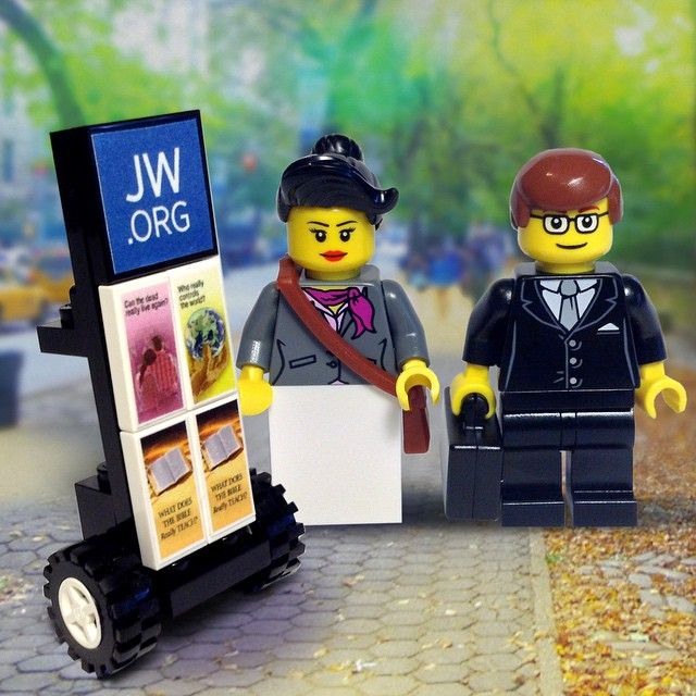 Jehovah S Witness Toy : Instagram photo by sketchbuch christopher buchholz