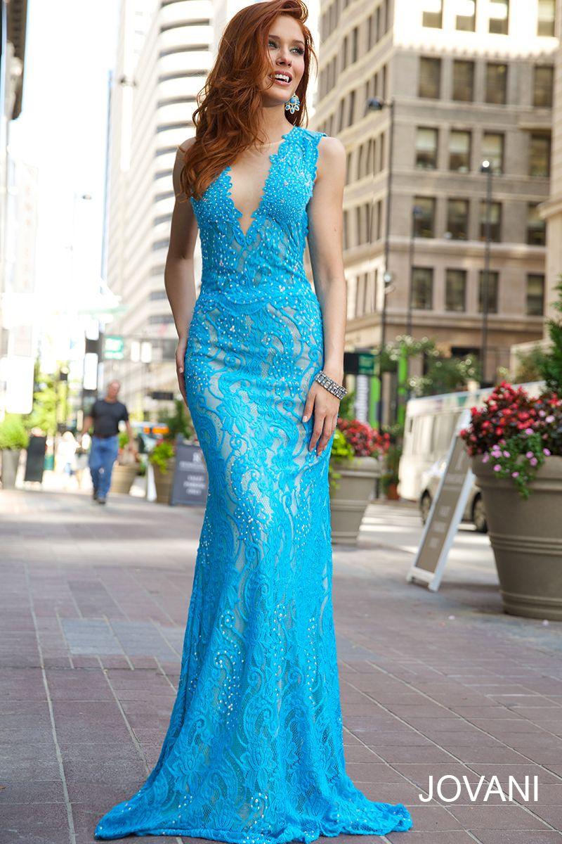 Jovani Style 99077 http://www.jovani.com/blue-dresses | DRESS ME ...