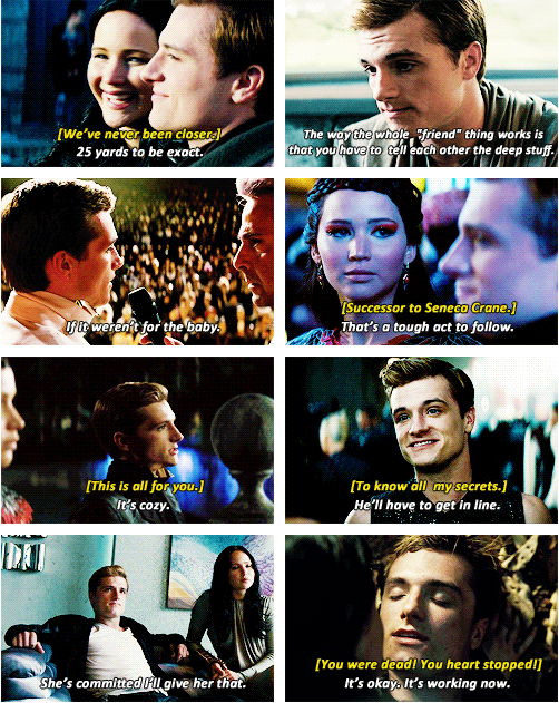 lines from hunger games movie