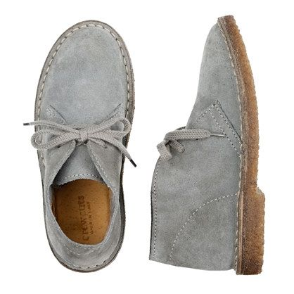 6180f608a05fd @Candi Buske - can I please put your children in hipster shoes?! J.Crew -  Kids' suede MacAlister boots