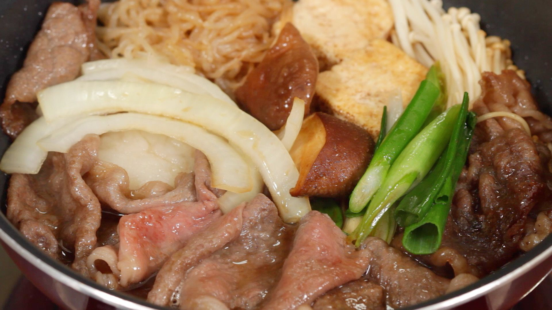 Kansai-style Sukiyaki Recipe - Powered by @ultimaterecipe