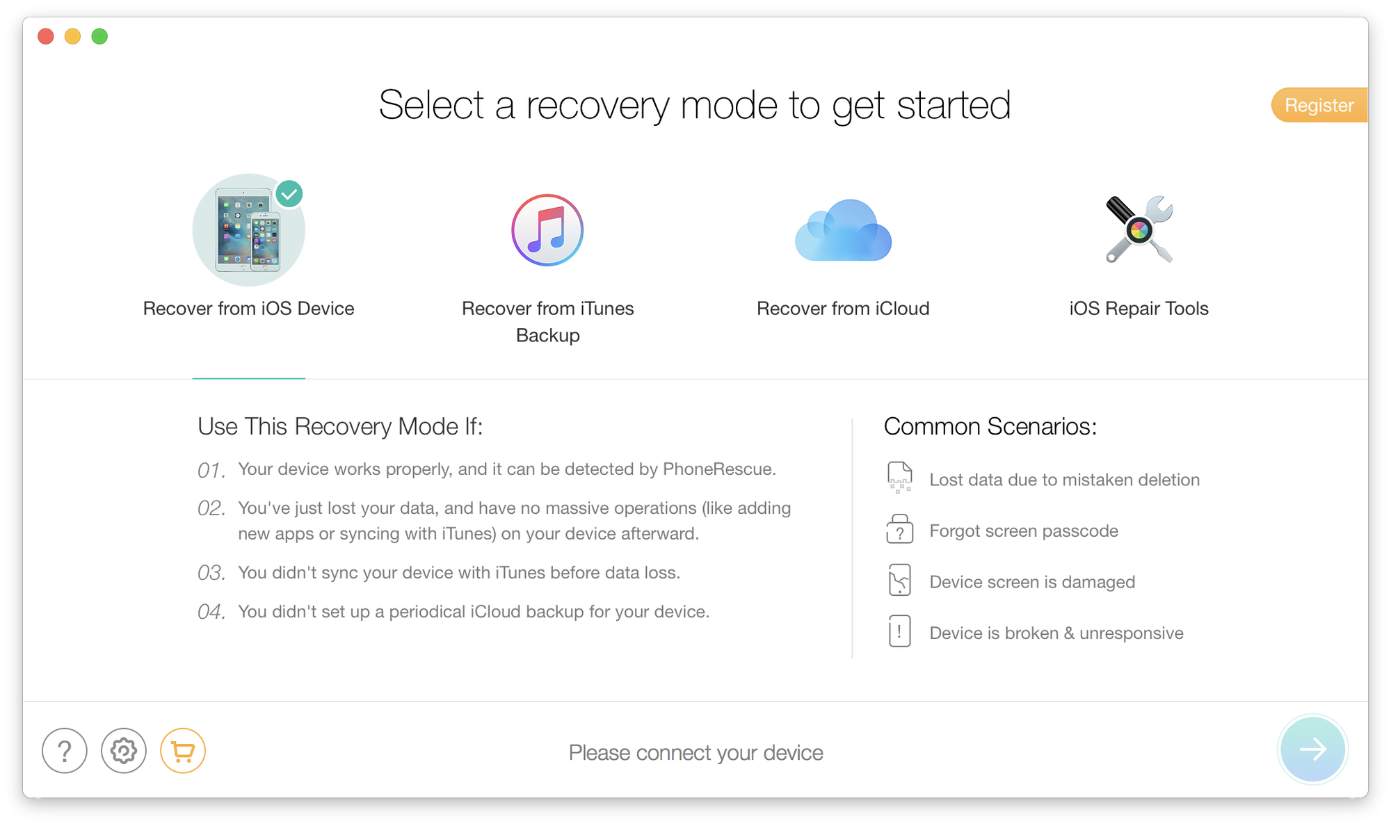 Fix Ios 11 Update Issues Amp Recover Lost Or Deleted Iphone