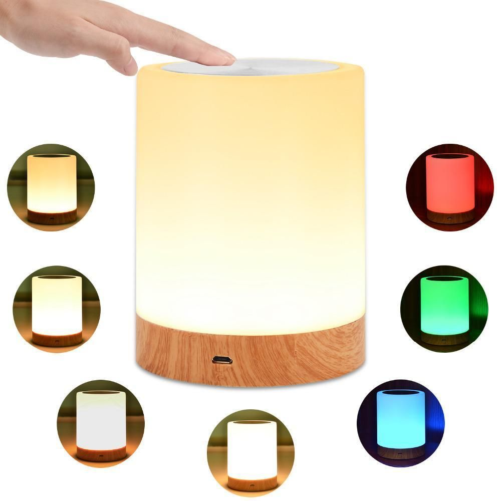 Table Touch Light Lampe Tactile Lampes De Table Led