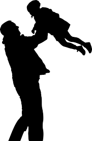 Father Daughter Dance Coloring Page Google Search Dance Coloring Pages I Series Human Silhouette