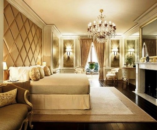 pretty pictures of luxury bedrooms. Bedroom  La Belle Epoque popular post white bedroom luxury chandelier elegant space gorgeous interior design idea inspiration mansion dream home HEADBOARD DESIGN statement of your individuality
