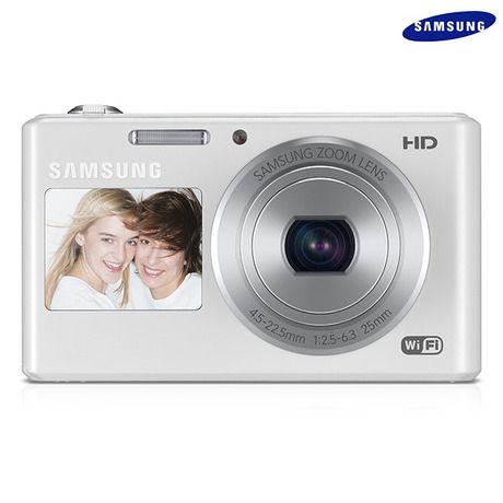 Samsung 16MP Dual View Camera with Front & Back Screens - Maybe not this one, but a smart camera!