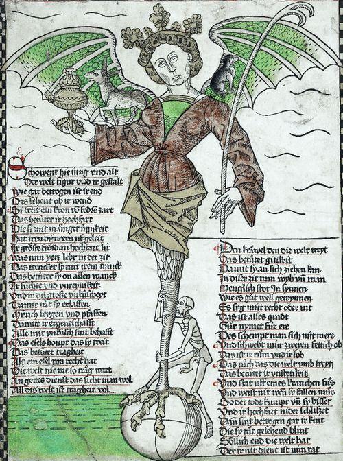 allegory of the den