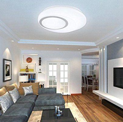 HJDH LED Lampe Einfach Elegant Kreativ Kinderlampen Decke Speisesaal  Kronleuchter Lampen Schlafzimmer Decke Decke (35*9cm)