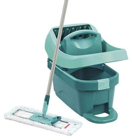 Leifheit Profi System Mop Press Set Clean Microfiber