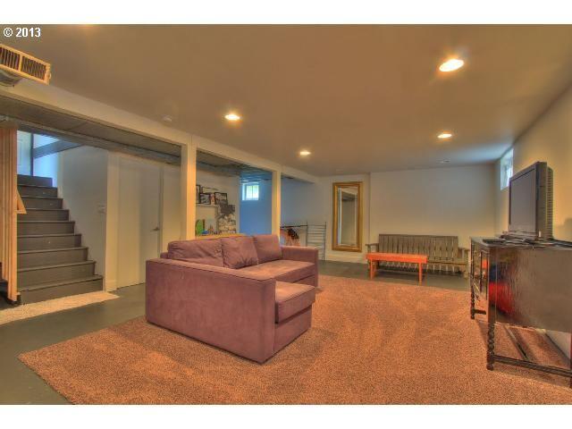 Portland Or New Homes Concrete Floors Home