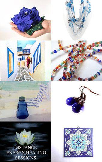 true blue by Barbara Jensen on Etsy--Pinned with TreasuryPin.com