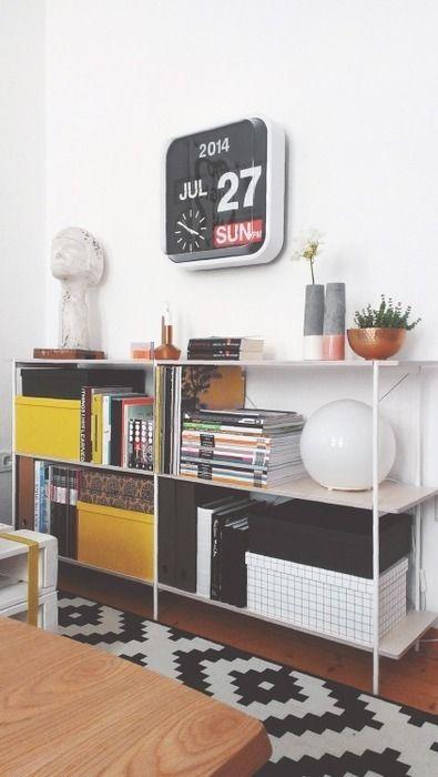 Zeigt her eure Wohnung » Forum - kleiderkreiselde Home Sweet - holz stahl interieur junggesellenwohnung