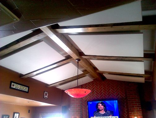 Noise reduction tiles tile design ideas for How to reduce noise in a room