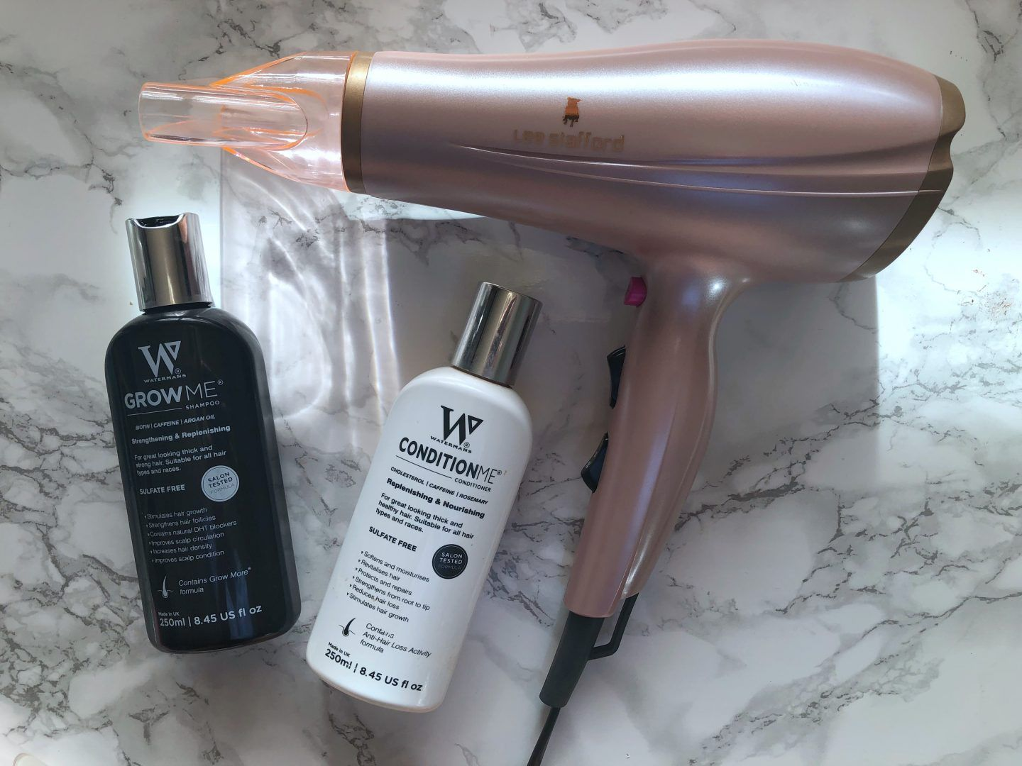 Hairdreams extensions shampoo