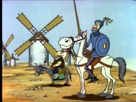 Don Quijote De La Mancha Serie Animada 1979 Intro Youtube