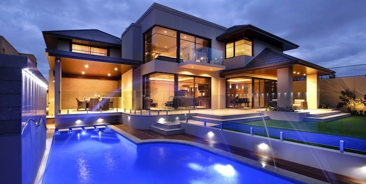 Australian Mansion