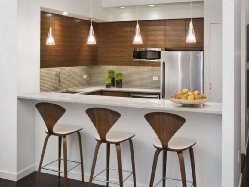 Small Kitchen Design With Mini Bar Kitchen Bar Design Kitchen
