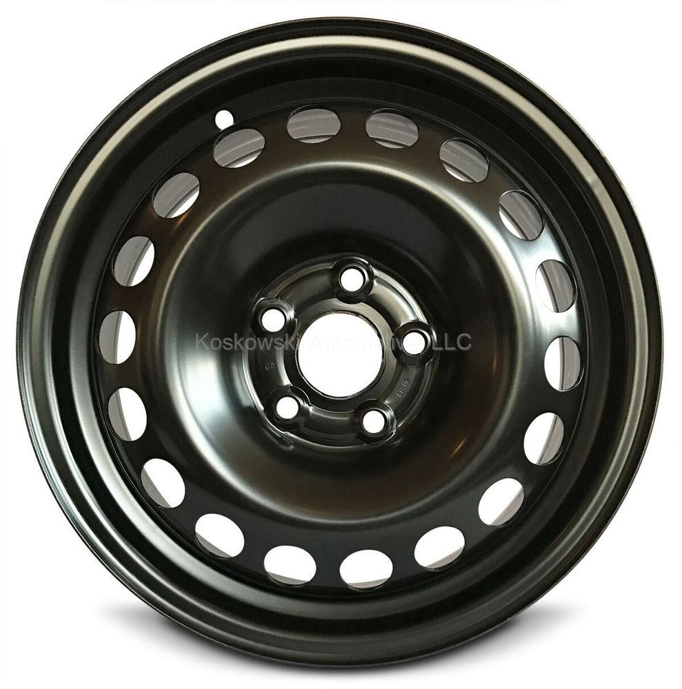 Chevy Sonic 15 New Steel Wheel 12 13 14 15 16 95040745 Chevy Sonic Black Steel Wheels Chevrolet Sonic