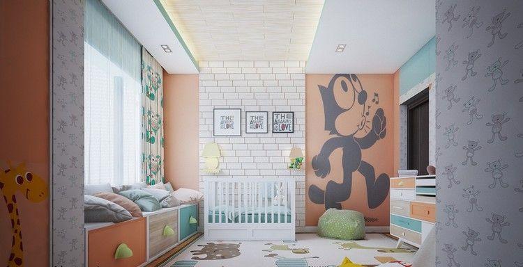 Créer une chambre enfant design super moderne et original! - dessiner sa chambre en d