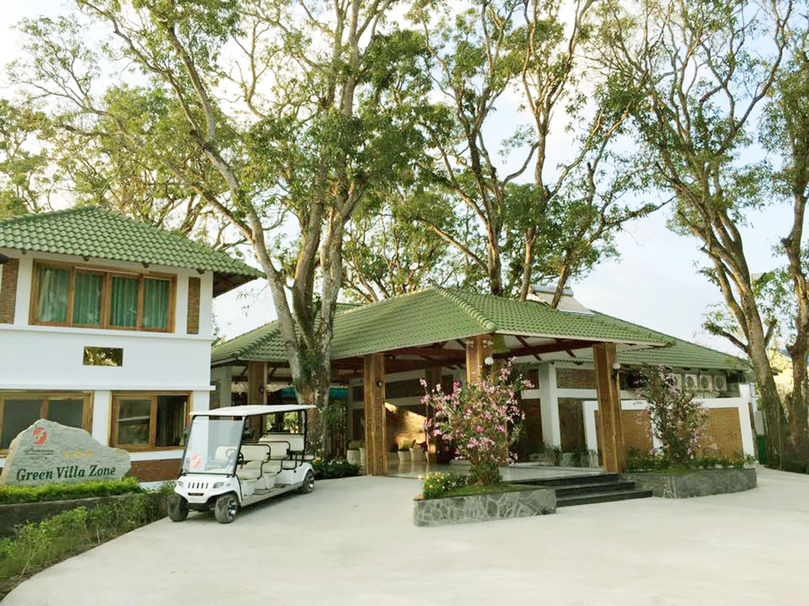 Famiana Resort & Spa - Beach Zone & Green Villa Zone