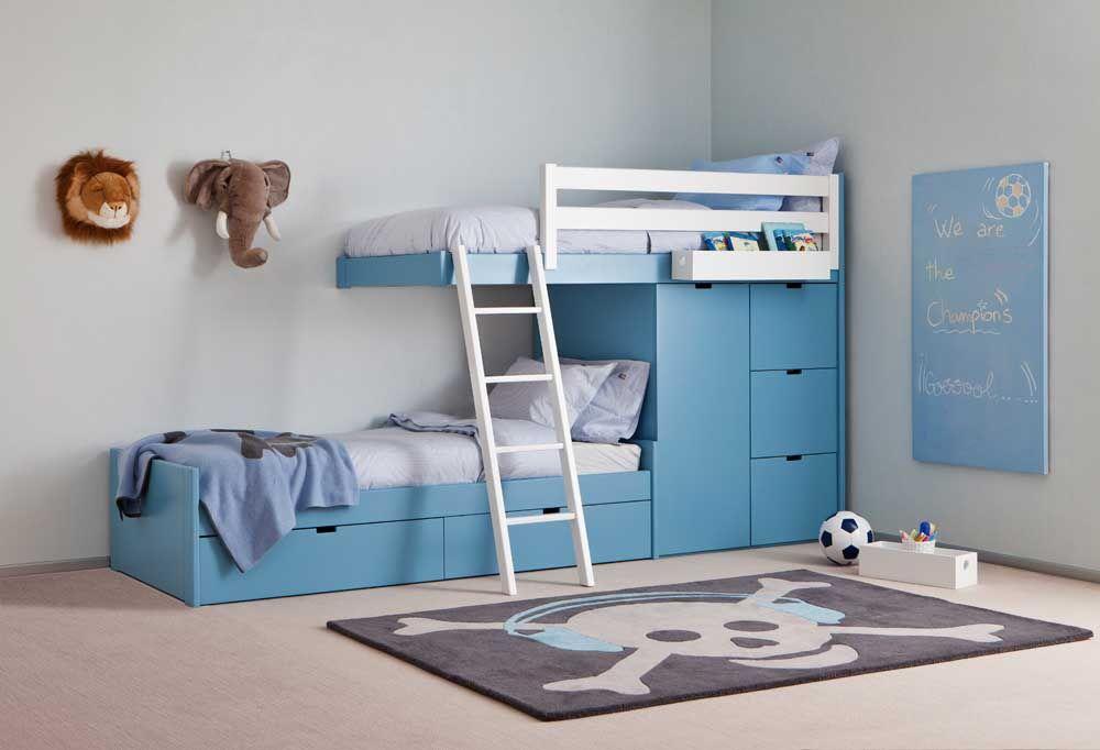 Etagenbett Asoral : Farbenfrohe kindermöbel aus spanien asoral roomplanner