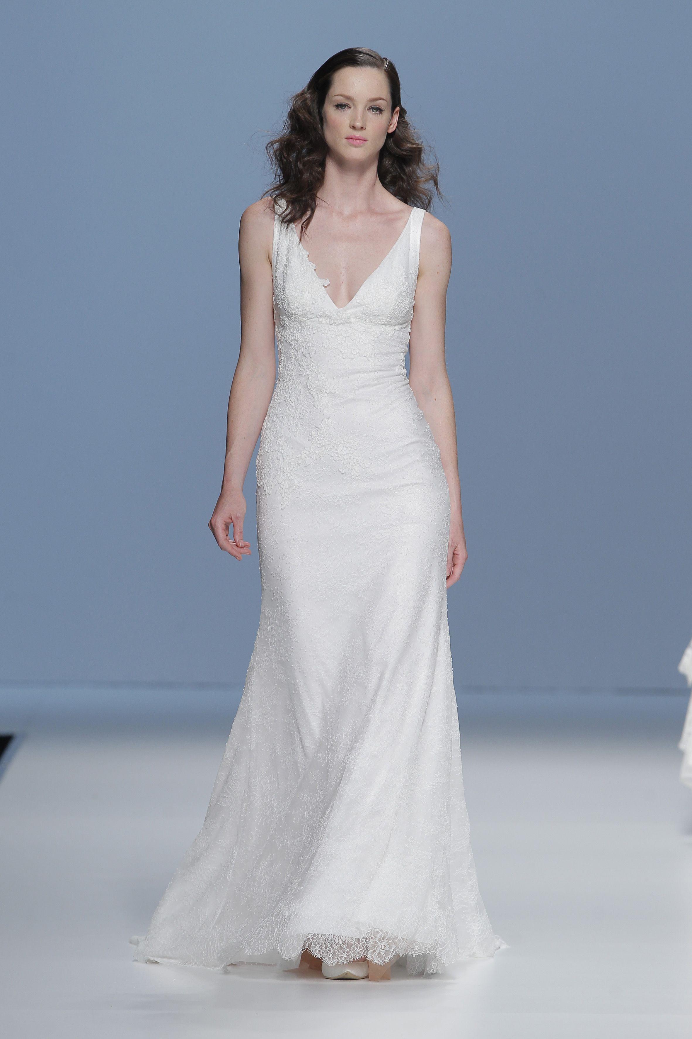 Vestido De Novia Cymbeline Coleccion 2015 [ 3543 x 2362 Pixel ]