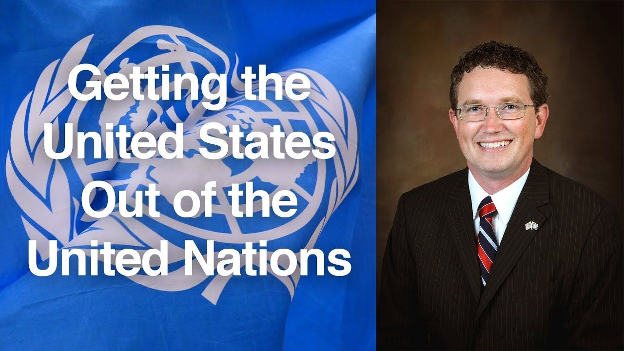 U. S. Representative Thomas Massie (R-KY) is proposing another ...
