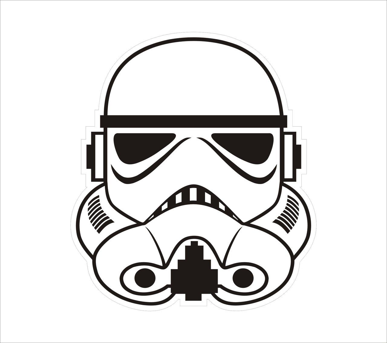 picture regarding Stormtrooper Printable titled 17 of the utmost astonishingly smart pop lifestyle Easter eggs