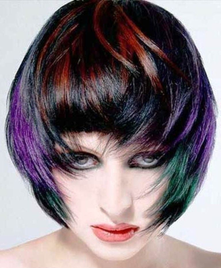 Coloring Ideas For Short Hair : 2015 hair color for short 2014 pinterest
