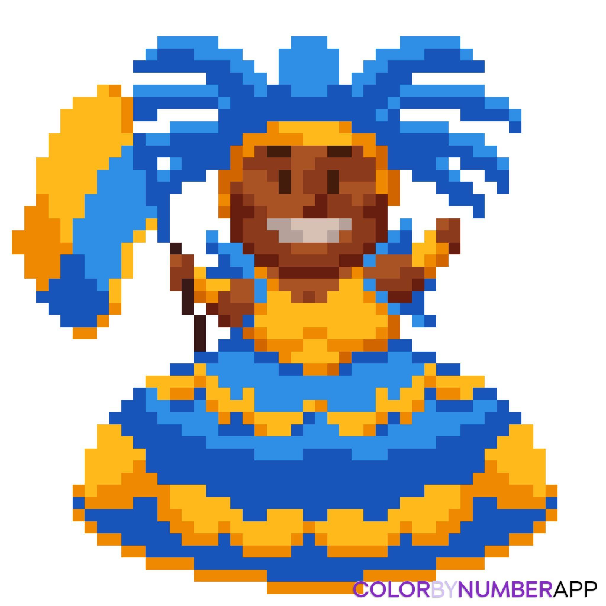 Carnaval De Rio En Pixel Art Pixel Art Art Et Arts Visuels