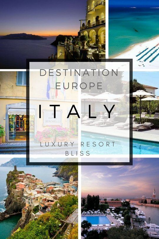 Travel Packages, Hotels, And Resorts In Italy