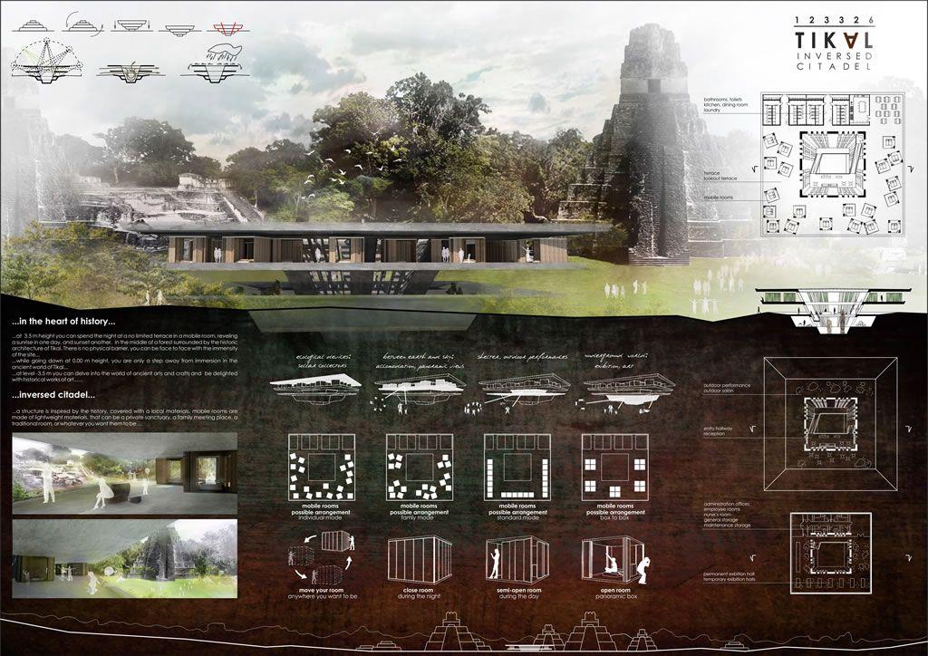 Presentaciones uvm arquitectura entregas arq for Laminas arquitectura