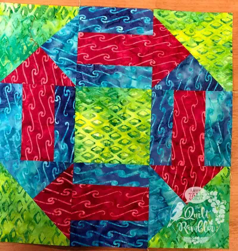 Summer Lovin' - The Great Outdoors Blog Hop - The Quilt ... on Life Outdoor Living Block id=97615