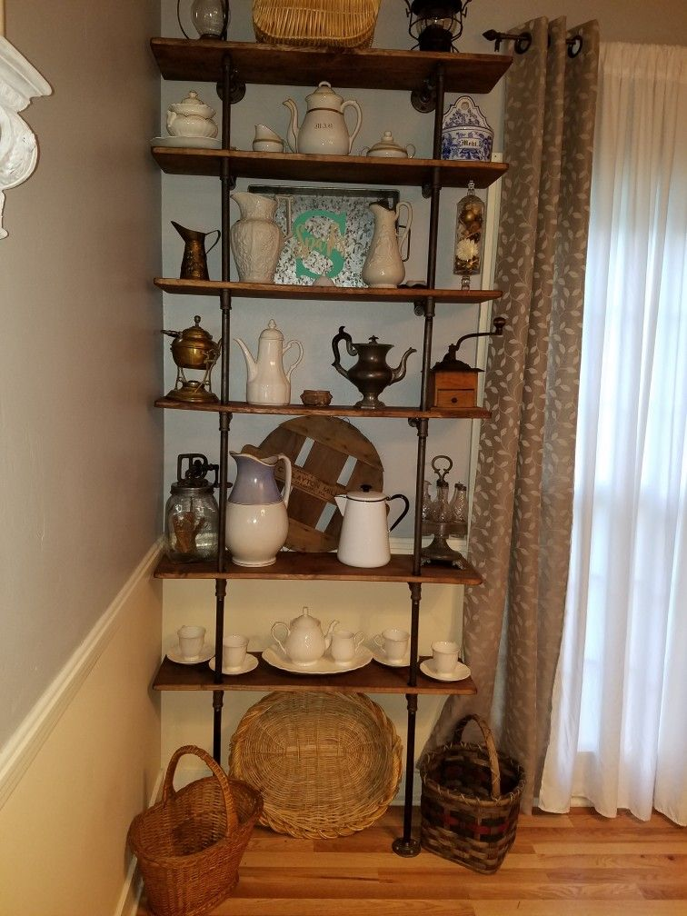 My Pinterest shelf! (With images)   Living dining room ...