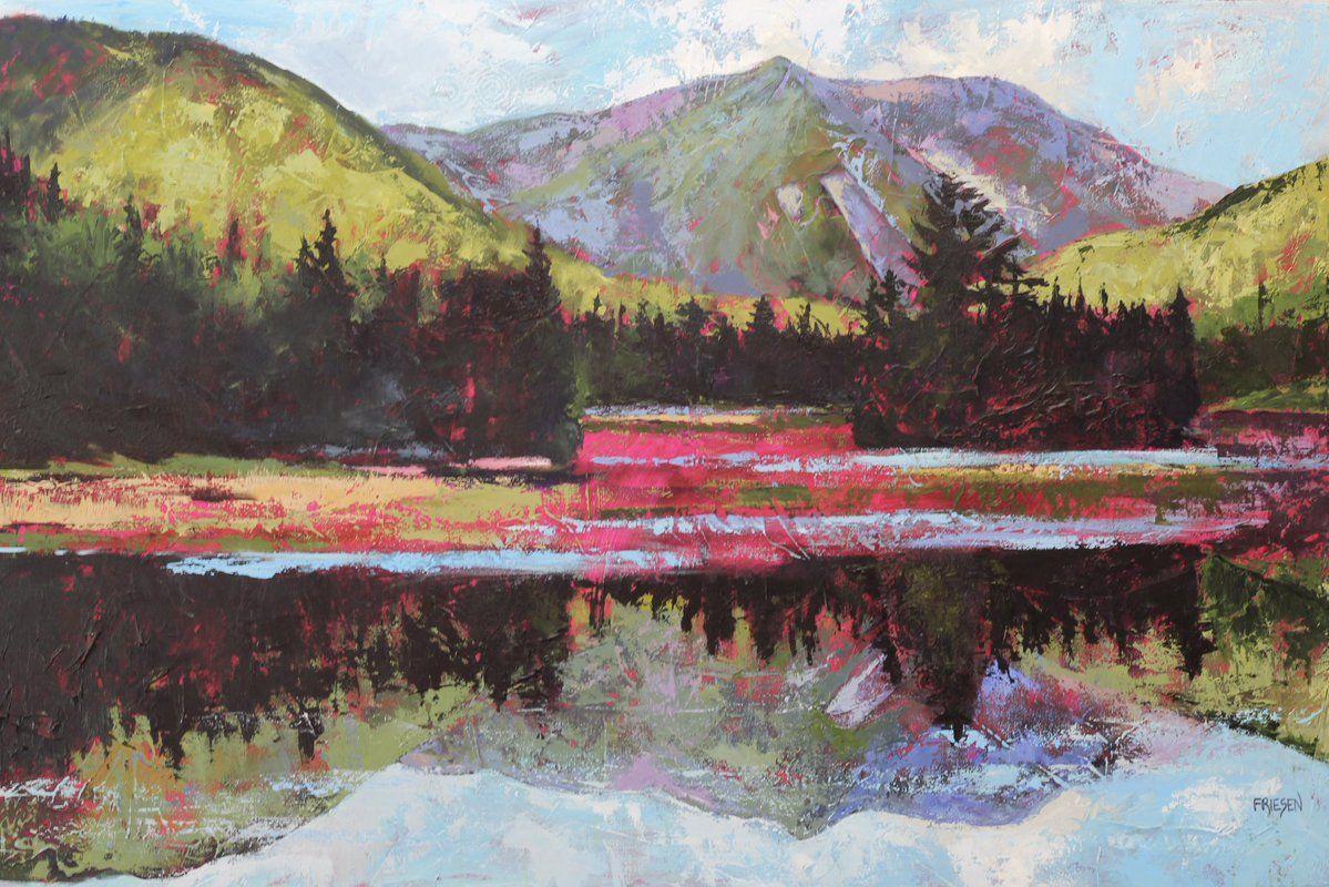 Holly Friesen. Canadian Artist. Canadian artists