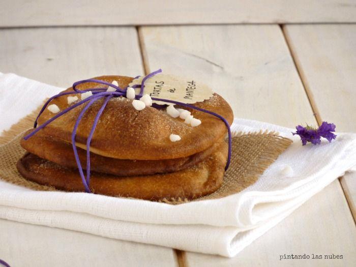 Receta para hacer tortas de manteca