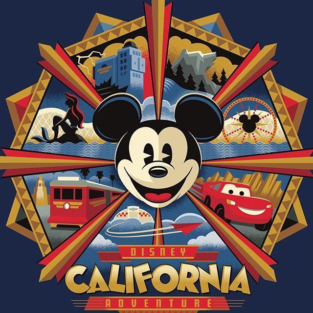 disney california adventure by jeffgranito disney pinterest rh pinterest com