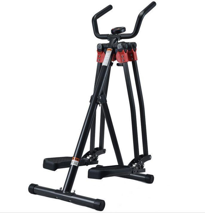 معلومات عن الاإعلان جهاز الغزال الطائر الجديد كليا لتمارين الجسم كاملا أمامي وخلفي ويسار ويم Home Workout Equipment No Equipment Workout At Home Workouts