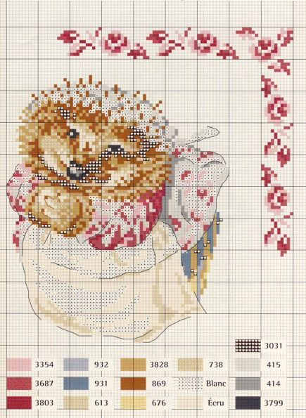 Point De Croix Beatrix Potter Cross Stitch Rose Cross Stitch Embroidery Cross Stitch Patterns